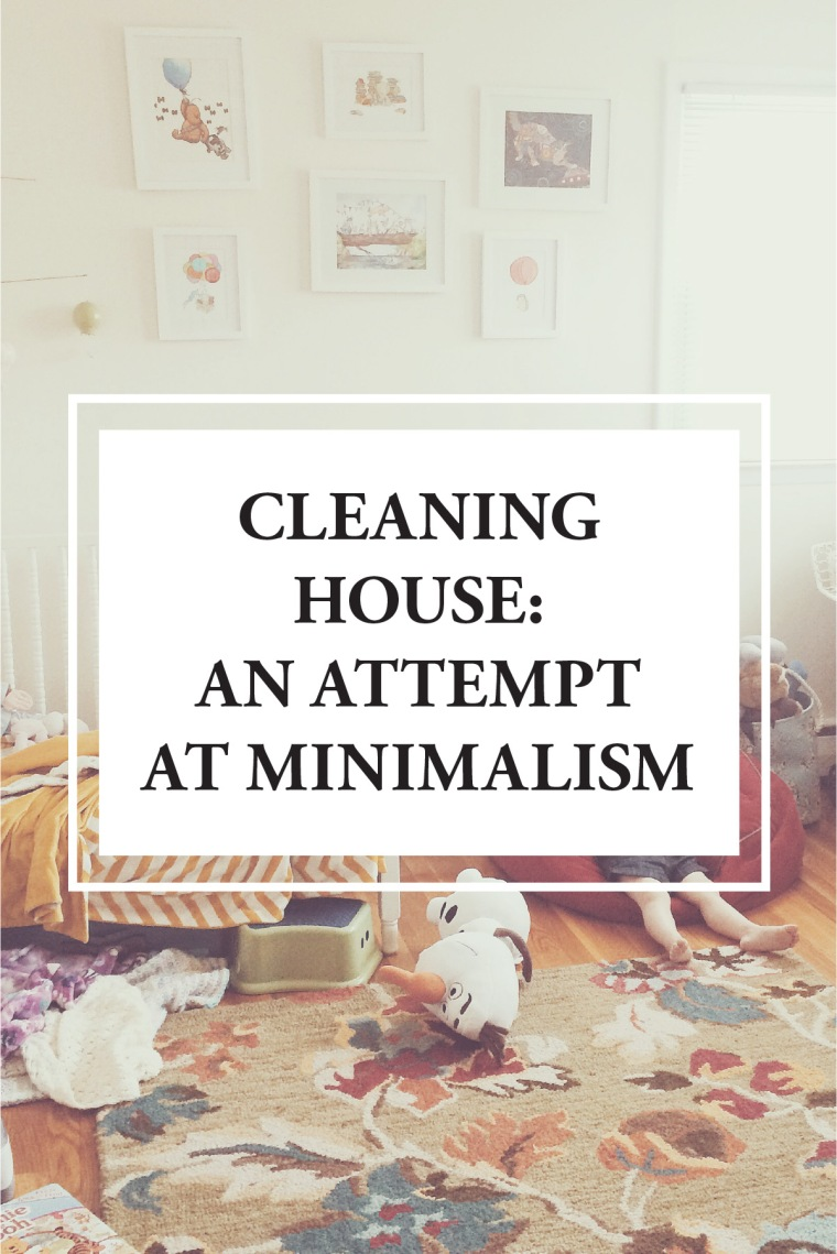 2017-06-02 Attempting Minimalism